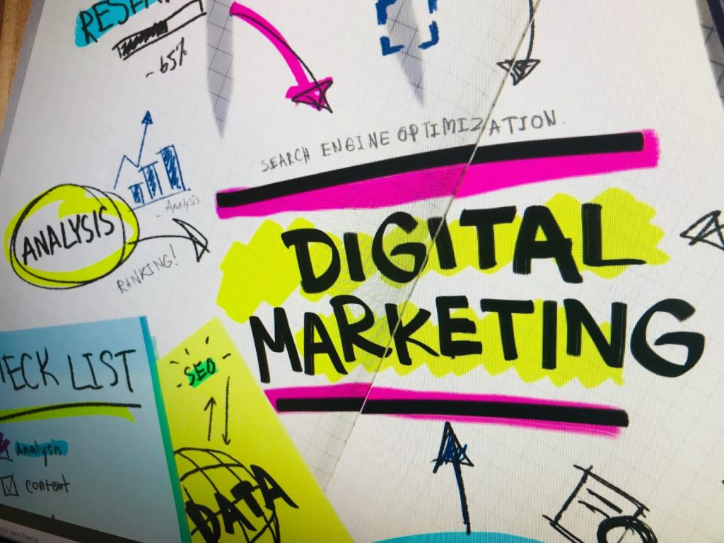 Estrategias de marketing digital para empresas actuales