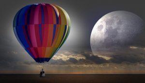 La inigualable experiencia de flotar en el aire