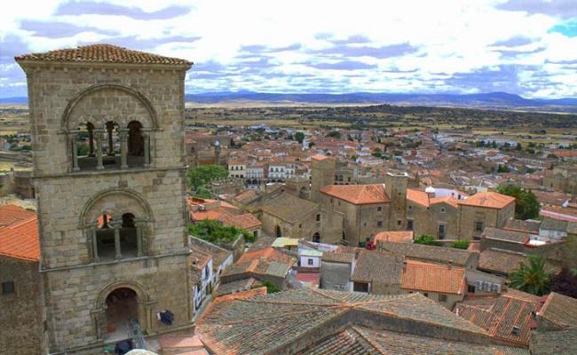 Pueblos en Cáceres