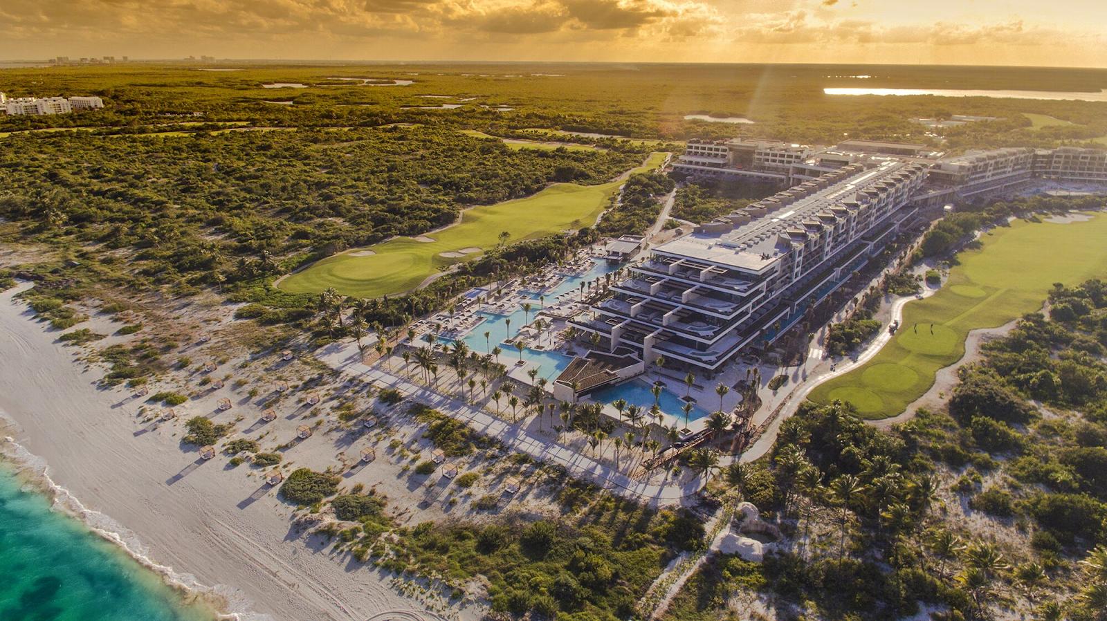 Conoce el lugar perfecto para pasar las vacaciones en familia con el nuevo resort de lujo Estudio Playa Mujeres