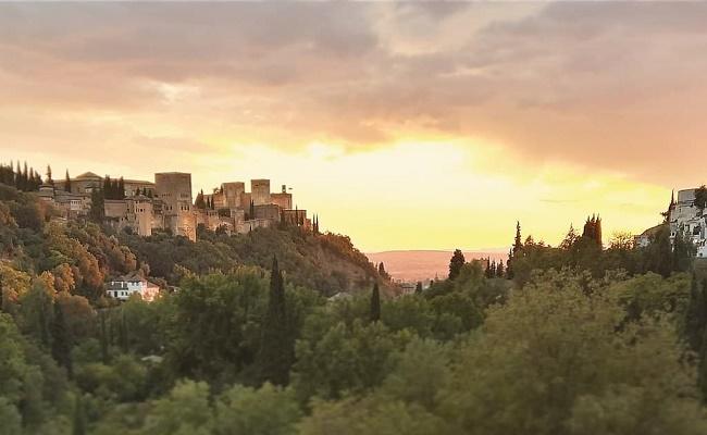 atardeceres de Granada.1