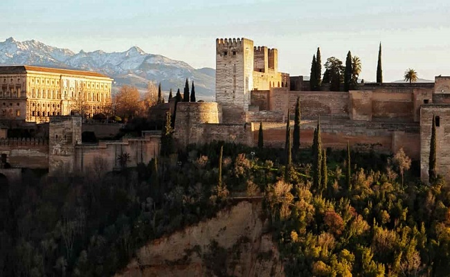 atardeceres de Granada.3