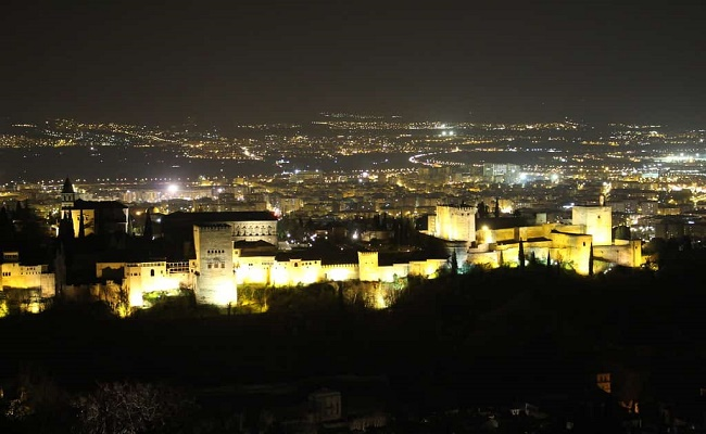 atardeceres de Granada.4