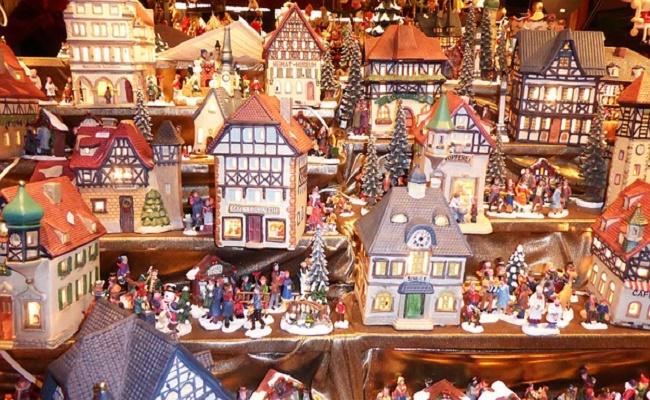 mercados navideños de Andalucía 2