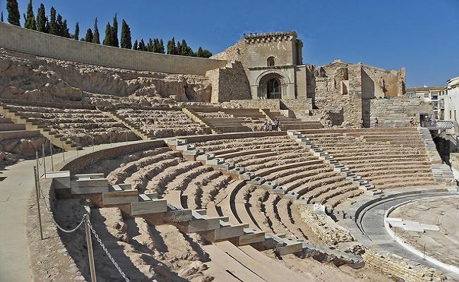 reliquias romanas en España