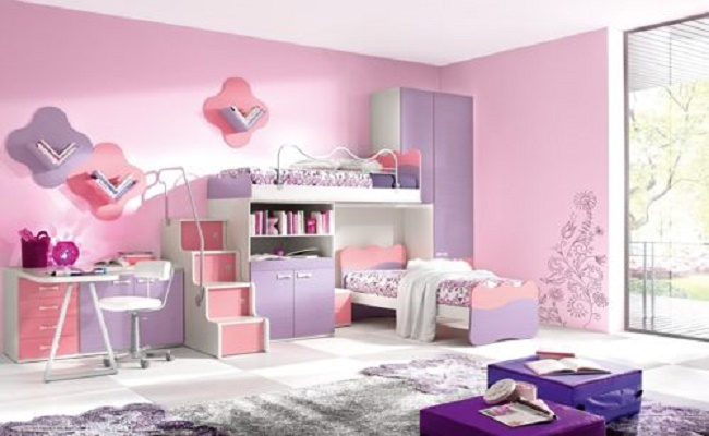 Decorar un Dormitorio Infantil. 2