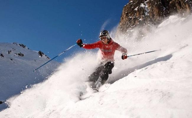 Deportes de invierno en España. 1