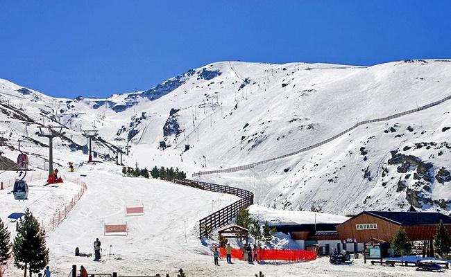 Sierra Nevada. 10