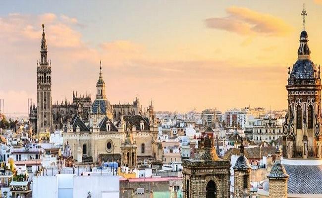 Sevilla en diciembre. 0
