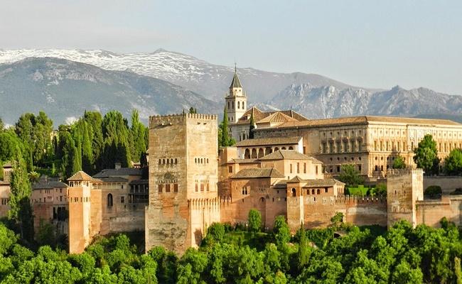 control de ventas en La Alhambra