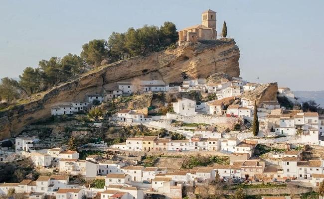 Municipio Turístico de Andalucía. 0