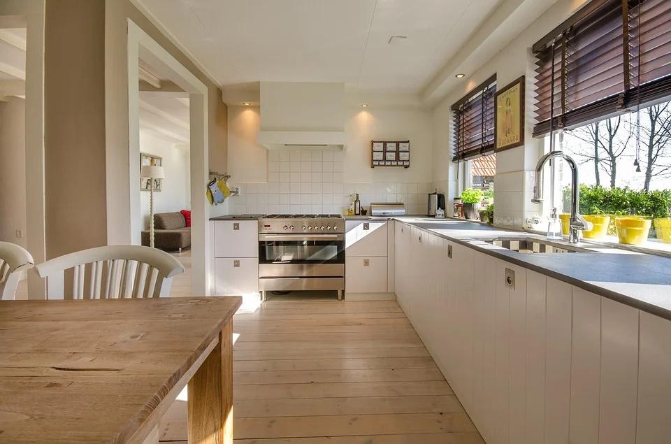 crear una cocina más feliz.