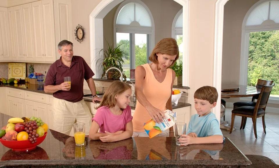 Trabajar desde casa con los niños