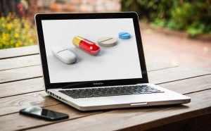 consulta médica en línea.