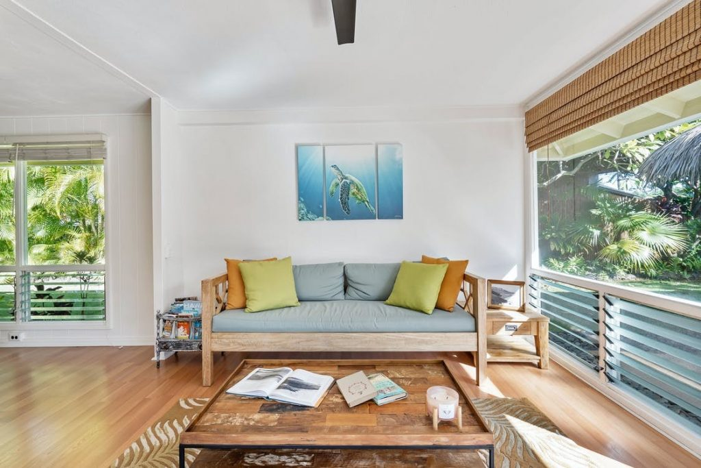 adentro, casa, decoración de interiores