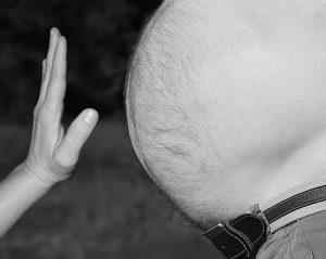 obesidad en adultos.