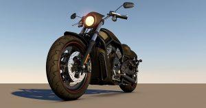 tener una motocicleta