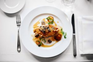 Placer gastronómico: dispositivos culinarios, restaurantes y productos de calidad