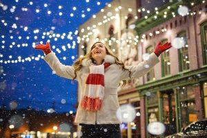 decoración navideña bajo costo-