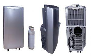Aire acondicionado portátil-