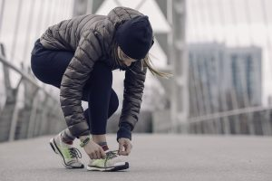 ejercicio después del anochecer