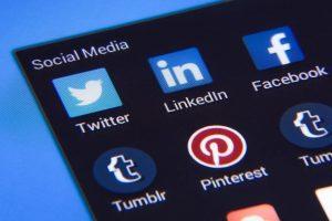 página de empresa LinkedIn-